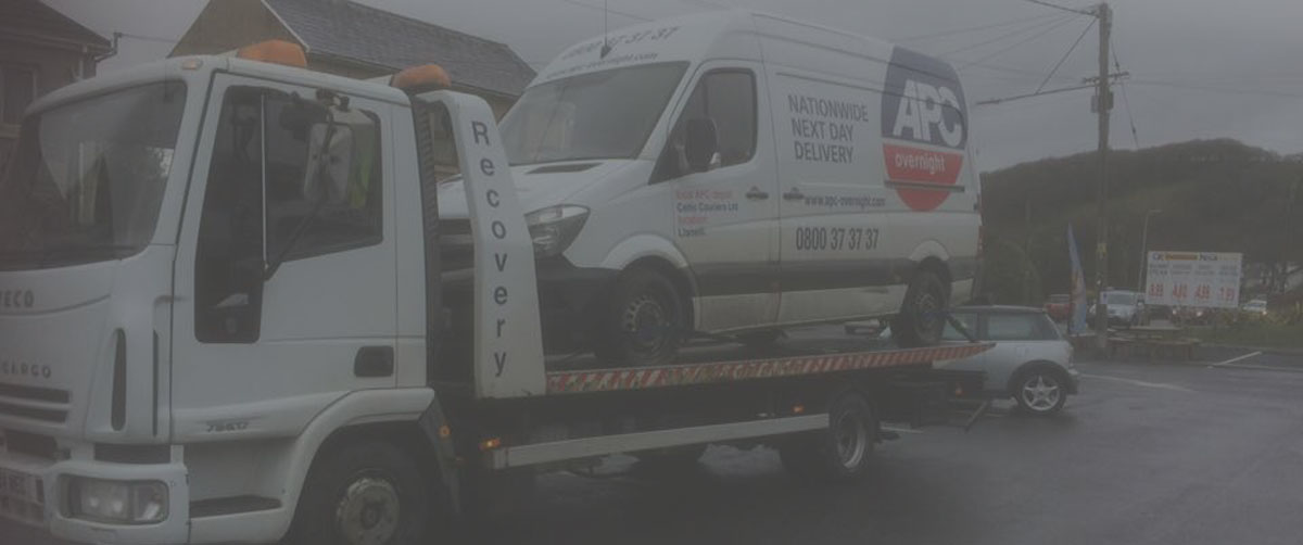 Local Scrap Cars Recovered - vans recovered